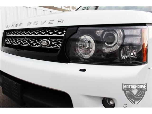 2013 Land Rover Range Rover Sport Supercharged (Stk: 9092C) in Carleton Place - Image 27 of 48