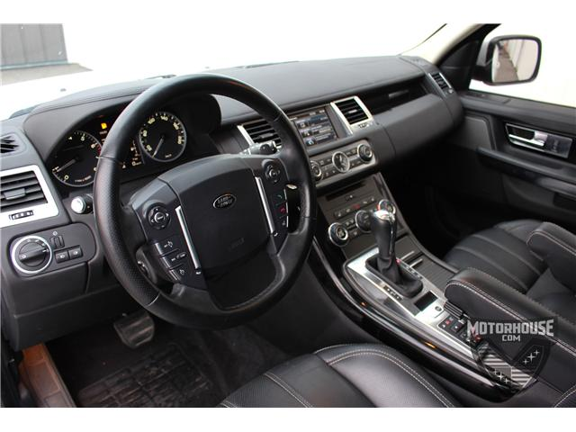 2013 Land Rover Range Rover Sport Supercharged (Stk: 9092C) in Carleton Place - Image 10 of 48