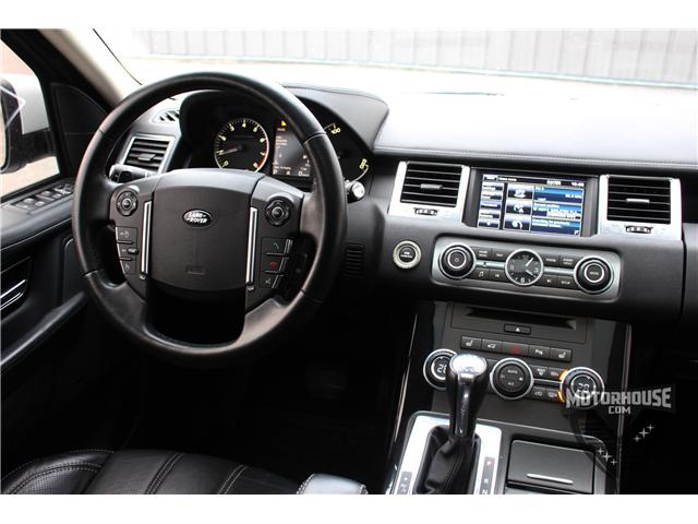 2013 Land Rover Range Rover Sport Supercharged (Stk: 9092C) in Carleton Place - Image 31 of 48