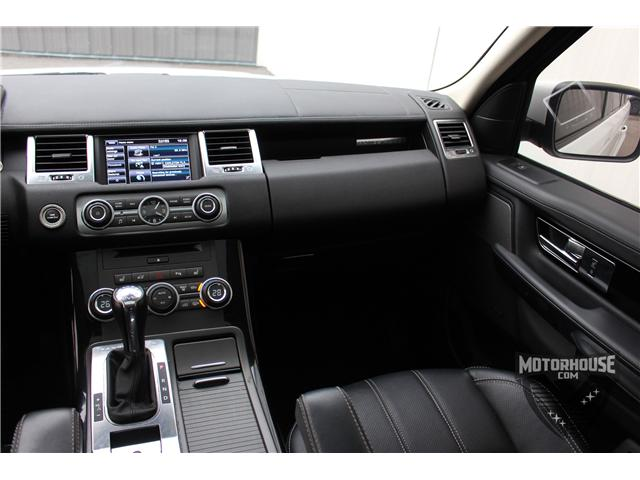 2013 Land Rover Range Rover Sport Supercharged (Stk: 9092C) in Carleton Place - Image 32 of 48