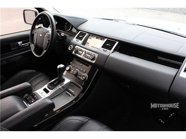 2013 Land Rover Range Rover Sport Supercharged (Stk: 9092C) in Carleton Place - Image 45 of 48