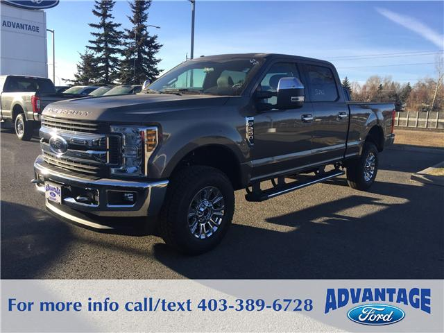 2018 Ford F-250  (Stk: J-246) in Calgary - Image 1 of 5