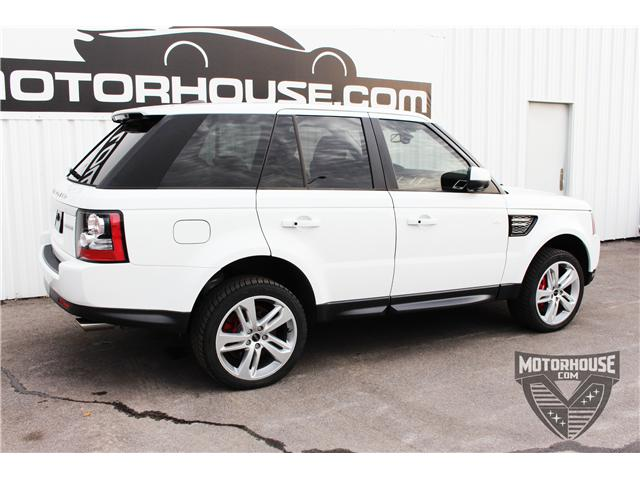 2013 Land Rover Range Rover Sport Supercharged (Stk: 9092C) in Carleton Place - Image 15 of 48