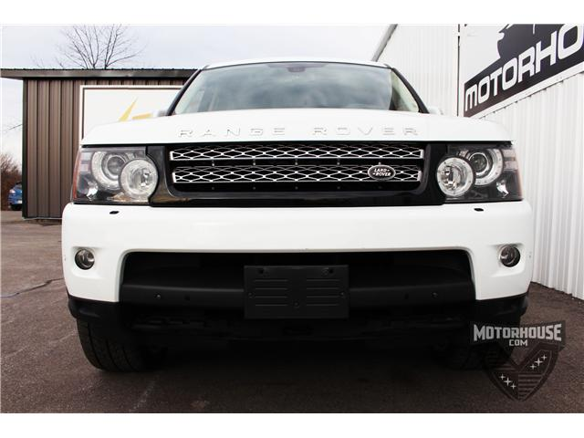 2013 Land Rover Range Rover Sport Supercharged (Stk: 9092C) in Carleton Place - Image 18 of 48