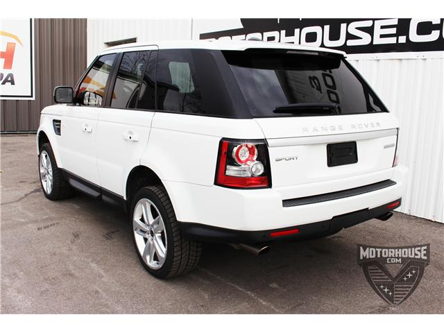 2013 Land Rover Range Rover Sport Supercharged (Stk: 9092C) in Carleton Place - Image 21 of 48