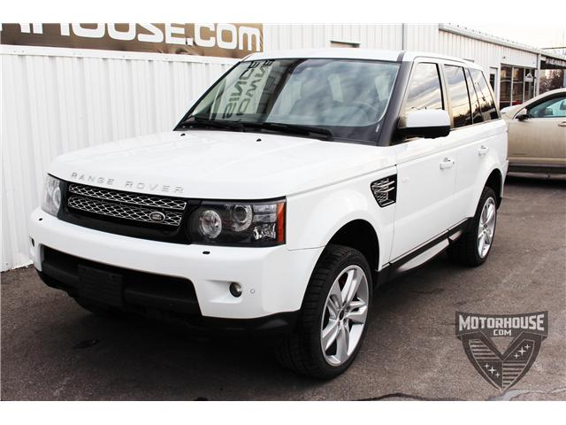 2013 Land Rover Range Rover Sport Supercharged (Stk: 9092C) in Carleton Place - Image 25 of 48