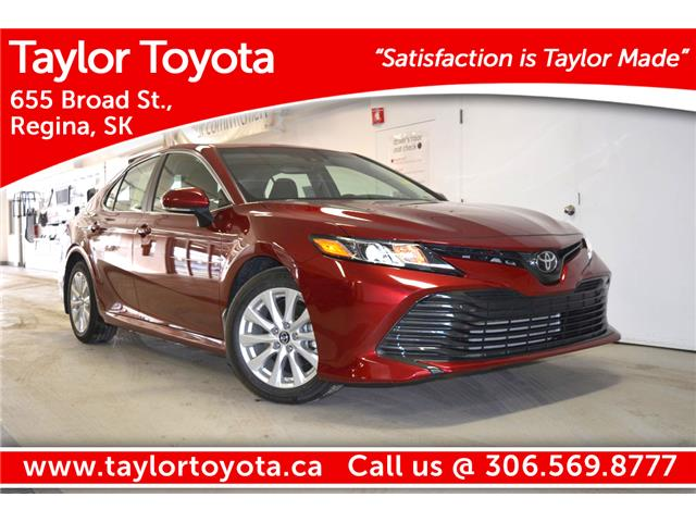 2018 Toyota Camry LE (Stk: 181090) in Regina - Image 1 of 30