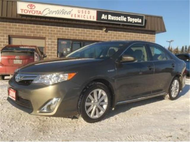 2014 Toyota Camry Hybrid XLE (Stk: 181271) in Peterborough - Image 1 of 11
