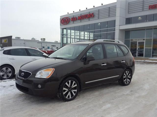 2011 Kia Rondo EX (Stk: 8SL9525B) in Red Deer - Image 1 of 5