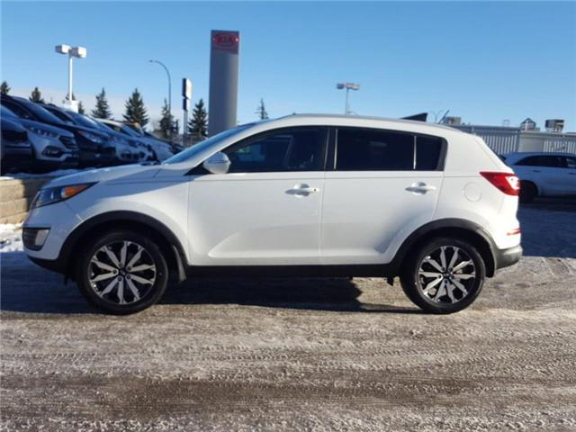 2013 Kia Sportage LX (Stk: 8SP6549A) in Red Deer - Image 2 of 8