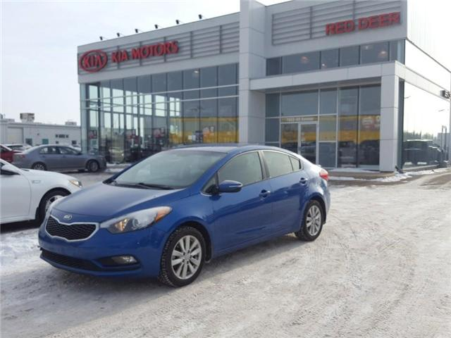 2014 Kia Forte 1.8L LX (Stk: P7101A) in Red Deer - Image 1 of 17