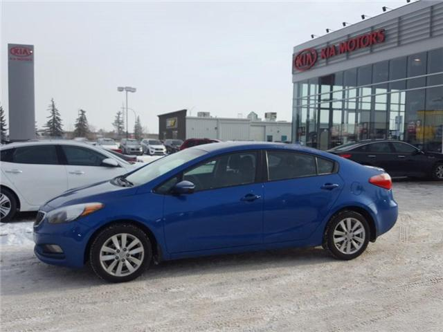 2014 Kia Forte 1.8L LX (Stk: P7101A) in Red Deer - Image 2 of 17