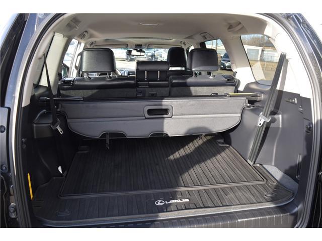 2015 Lexus GX 460 Base (Stk: 1830951) in Regina - Image 29 of 29