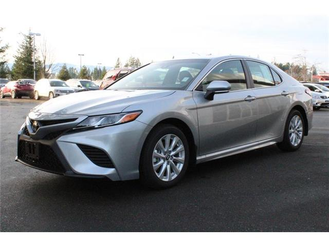 2018 Toyota Camry  (Stk: 11508) in Courtenay - Image 7 of 19