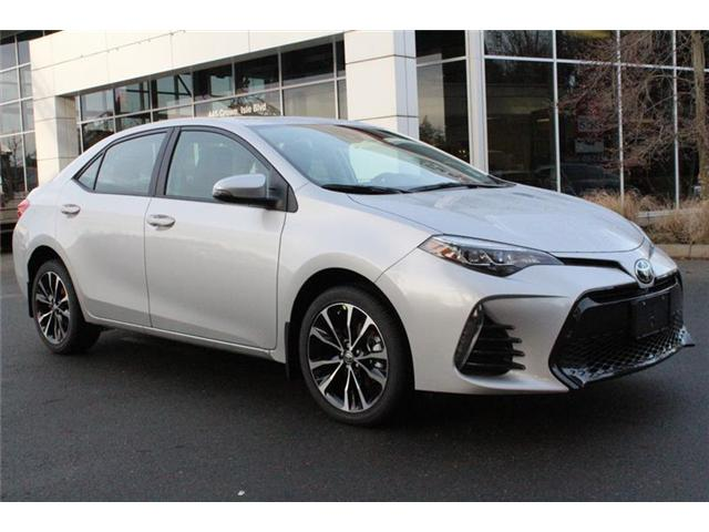 2018 Toyota Corolla  (Stk: 11557) in Courtenay - Image 1 of 20