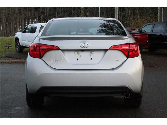 2018 Toyota Corolla  (Stk: 11557) in Courtenay - Image 4 of 20