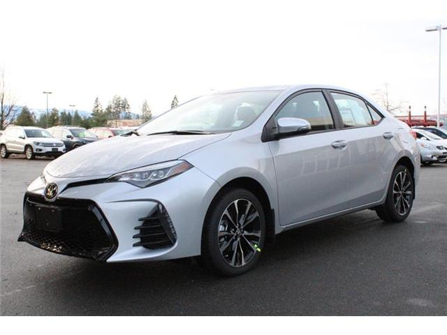 2018 Toyota Corolla  (Stk: 11557) in Courtenay - Image 7 of 20