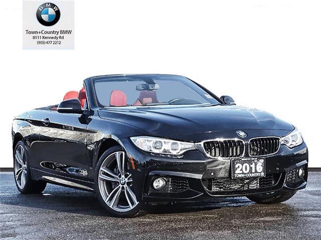 2016 BMW 435i xDrive (Stk: U10697) in Markham - Image 1 of 22