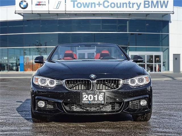 2016 BMW 435i xDrive (Stk: U10697) in Markham - Image 2 of 22