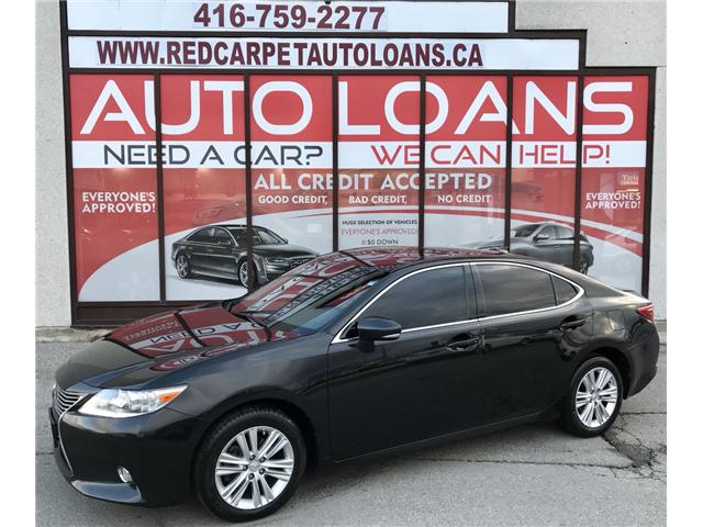 2015 Lexus ES 350 Base (Stk: 321) in Toronto - Image 1 of 15