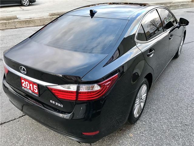 2015 Lexus ES 350 Base (Stk: 321) in Toronto - Image 4 of 15