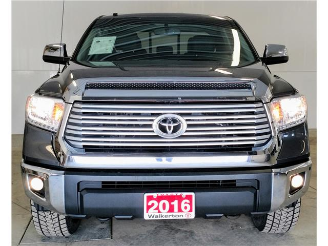 2016 Toyota Tundra Limited 5.7L V8 (Stk: 18110A) in Walkerton - Image 2 of 30