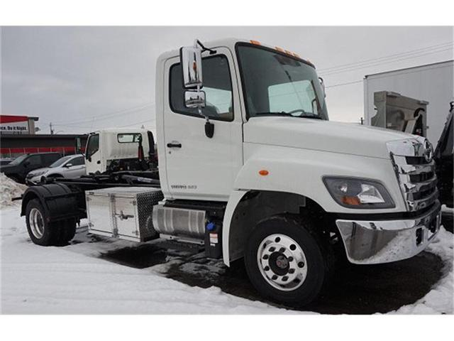 2018 Hino 258 - 187 w/Multilft Hooklift System - (Stk: HLTW12030) in Barrie - Image 2 of 10