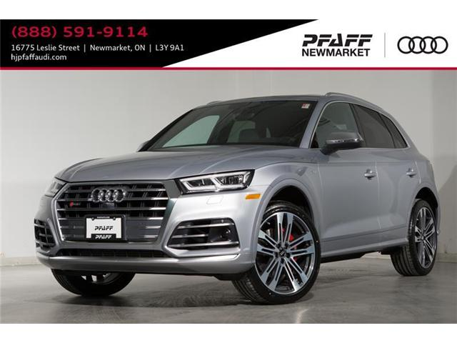 2018 Audi SQ5 3.0T Technik (Stk: A10519) in Newmarket - Image 1 of 21