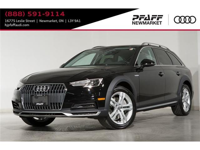2018 Audi A4 allroad 2.0T Komfort (Stk: A10546) in Newmarket - Image 1 of 18