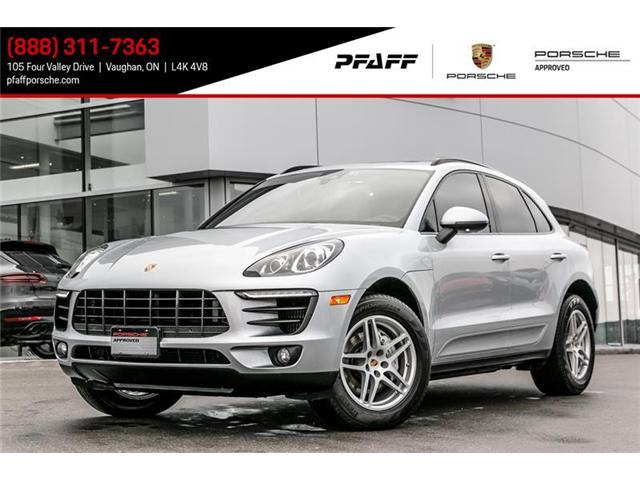 2015 Porsche Macan S (Stk: P11978A) in Vaughan - Image 1 of 11