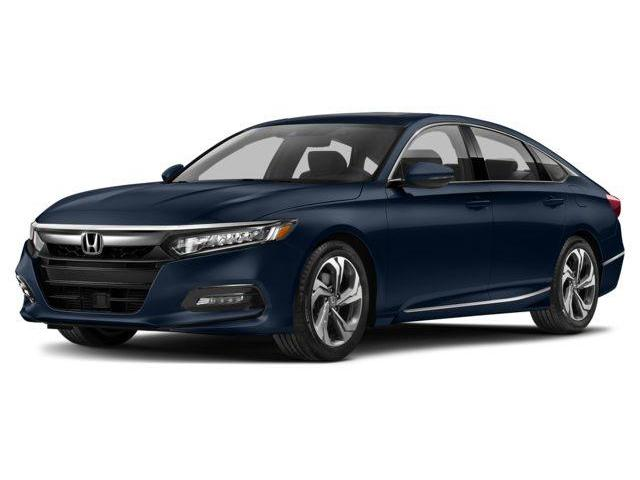 2018 Honda Accord EX-L (Stk: 18537) in Barrie - Image 1 of 3