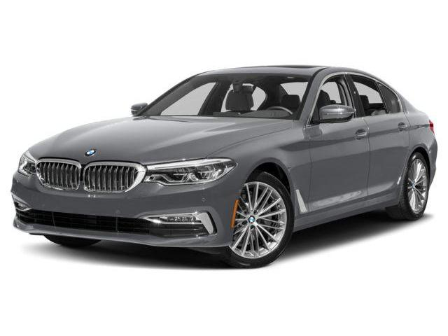 2018 BMW 540 i xDrive (Stk: 18760) in Thornhill - Image 1 of 9