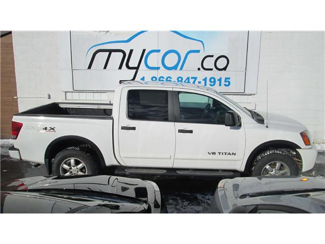2012 Nissan Titan PRO-4X (Stk: 171848) in Richmond - Image 2 of 12
