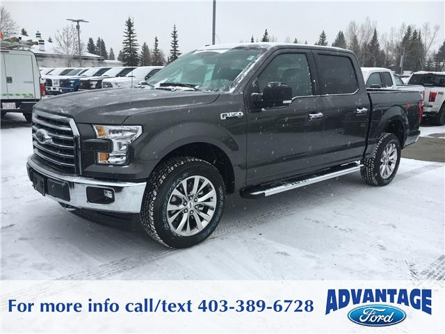 2017 Ford F-150 XLT (Stk: H-1593) in Calgary - Image 1 of 5