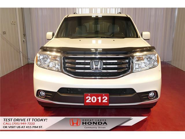 2012 Honda Pilot EX (Stk: H5724A) in Sault Ste. Marie - Image 2 of 22
