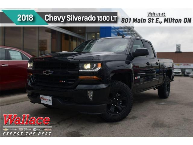 2018 Chevrolet Silverado 1500 2LT (Stk: 173014) in Milton - Image 1 of 10