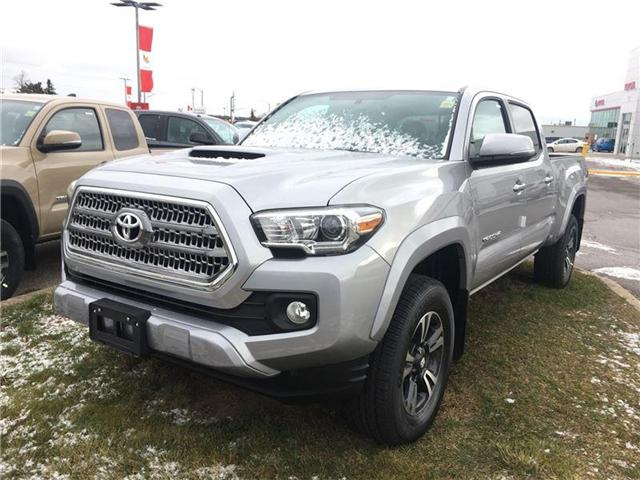 2017 Toyota Tacoma SR5 V6 (Stk: 7TA1171) in Georgetown - Image 1 of 5