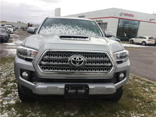 2017 Toyota Tacoma SR5 V6 (Stk: 7TA1171) in Georgetown - Image 2 of 5