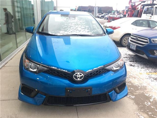 2018 Toyota Corolla iM Base (Stk: 8IM232) in Georgetown - Image 2 of 5