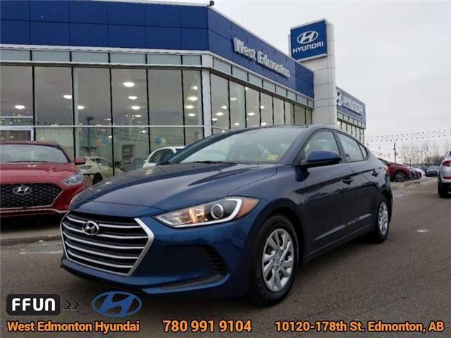 2018 Hyundai Elantra LE (Stk: E2985) in Edmonton - Image 1 of 20