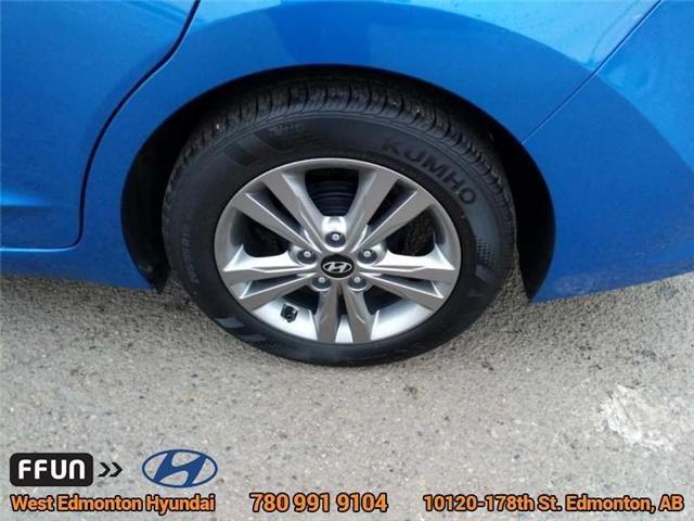 2018 Hyundai Elantra GL (Stk: E2984) in Edmonton - Image 10 of 21