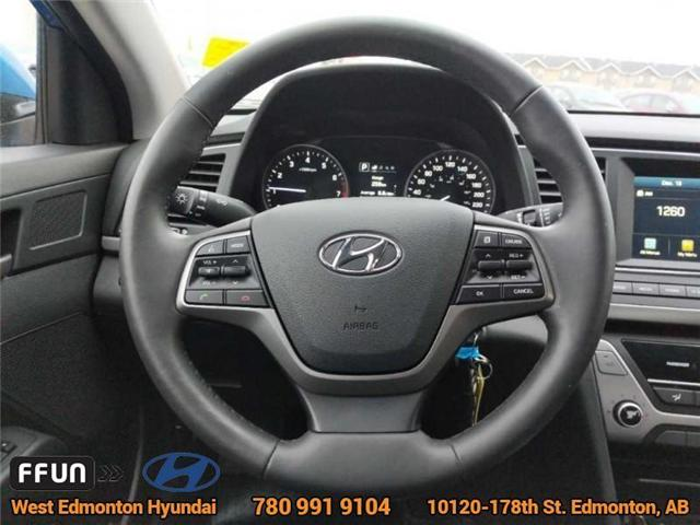 2018 Hyundai Elantra GL (Stk: E2984) in Edmonton - Image 12 of 21