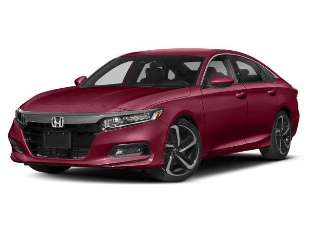 2018 Honda Accord Sport 2.0T (Stk: 18530) in Barrie - Image 1 of 9
