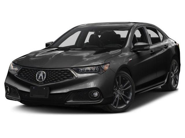 2018 Acura TLX Tech A-Spec (Stk: 48081) in Saskatoon - Image 1 of 9
