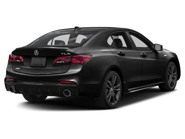 2018 Acura TLX Tech A-Spec (Stk: 48081) in Saskatoon - Image 3 of 9