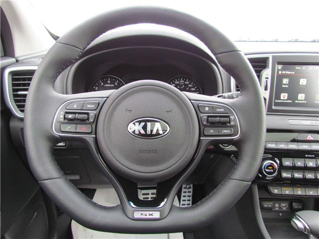 2017 Kia Sportage SX Turbo (Stk: GG185) in Bracebridge - Image 24 of 25