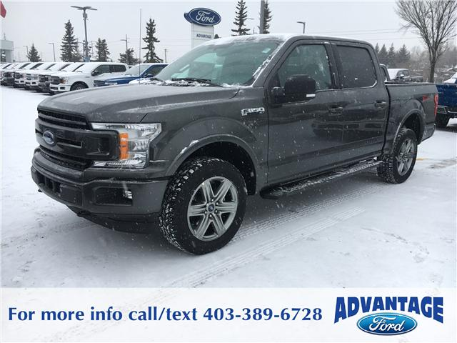 2018 Ford F-150 XLT (Stk: J-019) in Calgary - Image 1 of 5