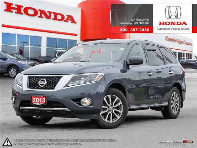 2013 Nissan Pathfinder  5N1AR2MN3DC690354 17185A in Cambridge