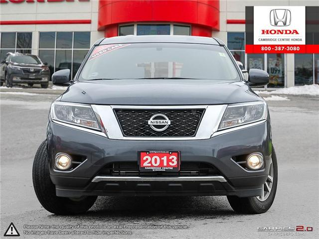 2013 Nissan Pathfinder  (Stk: 17185A) in Cambridge - Image 2 of 28