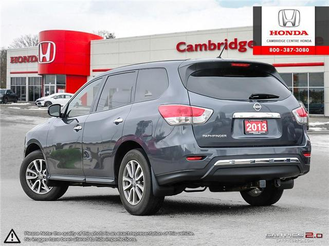 2013 Nissan Pathfinder  (Stk: 17185A) in Cambridge - Image 4 of 28